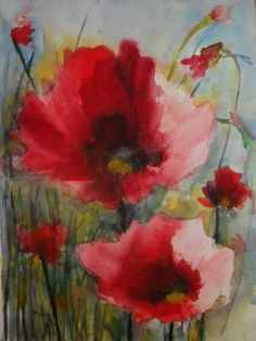 Red Poppies XI