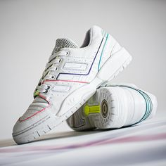 adidas Originals Torsion Comp in weiss - Pharrell Williams, Adidas Originals Sneaker, Adidas Sneakers, Stan Smith, Kanye West, Streetwear, Sneaker Trend, Yeezy, Asics
