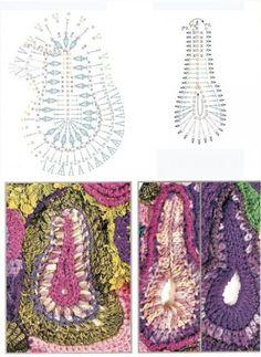 crochet freeform crochet patterns   make handmade, crochet, craft