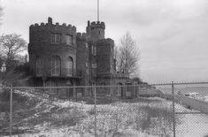 : The Castle. foot of Church St Mimico Feb. / on Lynn Lodge Property. Brooklyn Bridge, Castle, Tower, Travel, Image, Voyage, Lathe, Towers, Viajes