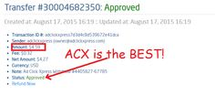 Get out of debt by doing something fun for a change! AdClickXpress is the top choice for passive income seekers. Making my daily earnings is fun, and makes it a very profitable! I am getting paid daily at ACX and here is proof of my latest withdrawal.  This is not a scam and I love making money online with Ad Click Xpress. http://www.adclickxpress.com/?r=vjgrhf23ugw&p=aa