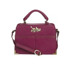 Designer-BAG-Hub com  replica designer handbags online uk, wholesalers of replica designer handbags, designer replica handbags wholesale price  , Purple bag from Nica. The color is very nice, and the possibility to carry it in hand or on the shoulder is interesting =>multi-style bag, always a good idea ^^