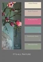 Mooie kleuren woonkamer / slaapkamer