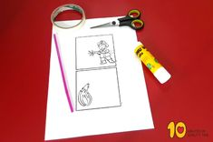 Fireman Putting Out Fire Optical Illusion Craft Dot To Dot Printables, Fire Kids, Daycare Forms, Summer Crafts For Kids, Games For Toddlers, Community Helpers, File Format, Science For Kids, Optical Illusions