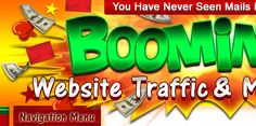 Booming Website Traffic and Mailer
