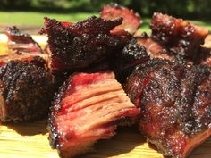 Best Brisket Rub: Five Competition Tested Winners Best Brisket Rub, Smoked Brisket Rub, Best Brisket Recipe, Pulled Pork Recipes, Barbecue Recipes, Grilling Recipes, Meat Recipes, Traeger Recipes, Best Dry Rub Recipe