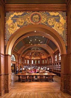 Biblioteca da Universidade de Cambridge, na Inglaterra
