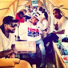 Chris Brown (July 2012)