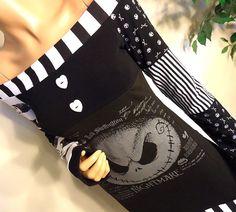 Nightmare Before Christmas Off Shoulder Tunic / Dress (Medium). $55.00, via Etsy.