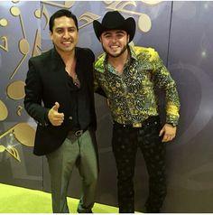 Julion Alvarez y Gerardo Ortiz<3