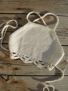 crochet top Mandala crochet top halter Crochet Top Crop Top