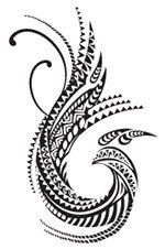 Island Bird of Paradise Tattoo42