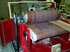 Shop-Built Thickness Sander - Page 3 - Telecaster Guitar Forum