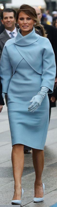 First Lady Melanie Trump