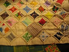 Hand sewn Cathedral Windows Quilt  Name:  Attachment-241829.jpe  Views: 972  Size:  58.9 KB