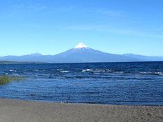 Volcán Osorno - Pto Octay 12'