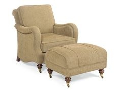 Fairfield Chair Company Lounge Chair, 1458-01