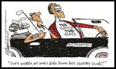Obama and Sharpton