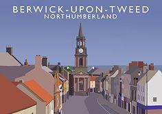 Berwick-upon-Tweed Art Print (A3) Chequered Chicken https://www.amazon.co.uk/dp/B0713ZRZNQ/ref=cm_sw_r_pi_dp_x_SCgdzb1JZ587F