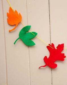 Leaf Banner Activity