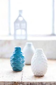 Decorate Your Home With This Beautiful Ceramic Vase Set From Tesco In 3 Elegant