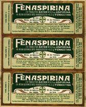 Evoluzione Aspirina