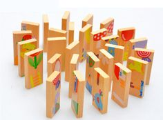 Like and Share if you want this  28 pcs Cartoon Animal Pattern Wooden Domino Set     Tag a friend who would love this!     FREE Shipping Worldwide     Get it here ---> https://gift-store.moonbeo.com/animal-wooden-domino-set/