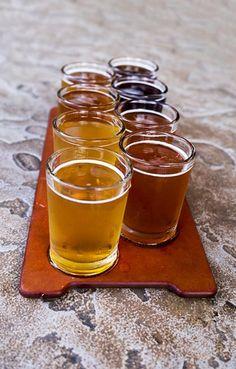 A Beer Geek's Guide to Beer Flights