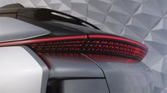 Faraday Future FF 91 : l'anti Tesla Model X révélé au CES de Las Vegas - Automoto, magazine auto et moto