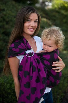 TULA Baby Carriers | Tula Love Vogue  | Tula Woven Wrap Conversion Ring Sling