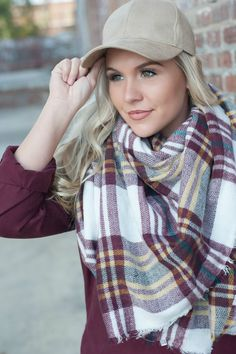 <3 We can't live without our blanket scarves <3