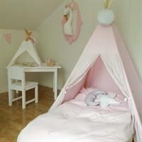Teepee Tent pink Teepee Tent, Toddler Bed, Pink, Furniture, Home Decor, Child Bed, Decoration Home, Room Decor, Home Furnishings