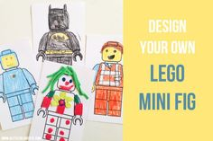 design your own lego