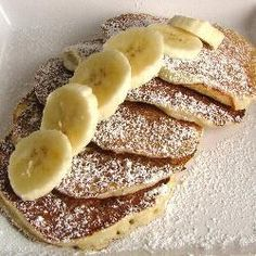 Banana Pancakes with Vanilla @ http://allrecipes.com.au