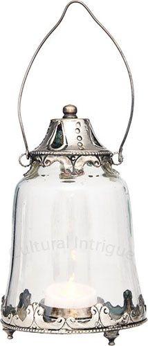 Hanging Candle Lantern (Sahara design) | Lanterns and Lamps