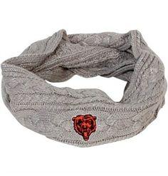 Chicago Bears Kiowa Knit Infinity Scarf