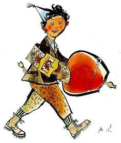 Schellen-Ursli Hans Christian, Swiss Miss, Basel, Tigger, Scooby Doo, Switzerland, Folk Art, Kindergarten, Disney Characters