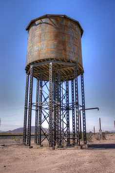 railroad water towers - Google Search