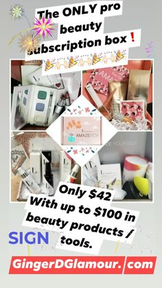 Makeup Over 40, Beauty Box Subscriptions, Beauty Advice, Makeup Tools