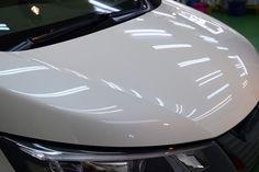 2017/4 ホンダ・フリード PCX-S8コーティング お車は、ま~汚れはありましたが、これは当たり前の話なので。 コーティング施工...