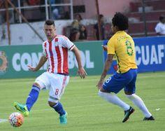 Blog Esportivo do Suíço:  Brasil vence Paraguai e encaminha vaga no Sul-Americano sub-20