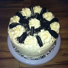 Oreo Elegant Cake