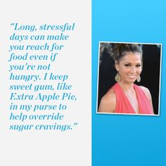 Melissa Rycroft is strategic about what she keeps around to fight cravings. 5 more shape-up shortcuts from busy, successful women!   http://www.womenshealthmag.com/fitness/quick-fitness-tips?cm_mmc=Pinterest-_-WomensHealth-_-Content-Fitness-_-ShapeUpShortcuts