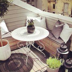 My little dream Mexican Designs, Back Deck, Outdoor Furniture Sets, Outdoor Decor, Terrazzo, Balcony, Best Gifts, Backyard, Interior Design