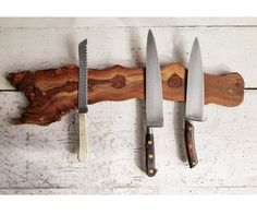 Grapevine Knife Rack