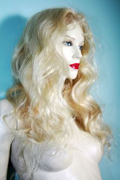 Remi Remy Full Lace Wig Wigs Indian Human Hair by BizarreJewels