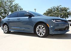 If you want an even more power from your 2015-2016 Chrysler 200 3.6L Pentastar V6, then you'll love the estimated 10-hp that a K&N air Intake System can add