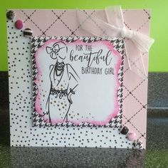 Craftwork Cards: Fabulous Fashionista