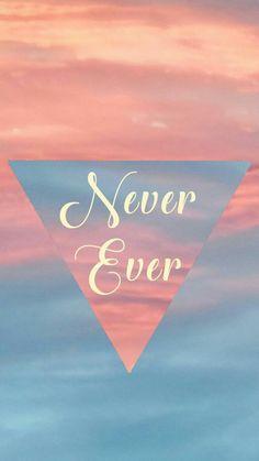 GOT7 Never Ever wallpaper