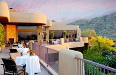 Discover Phoenix Area Restaurants With the Best Scenic Views: Alchemy - Fountain Hills Restaurant With a Scenic View